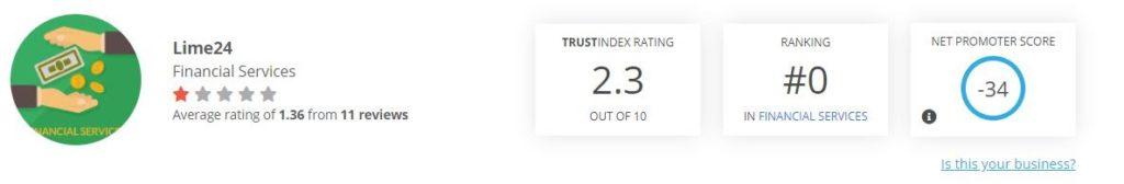 HelloPeter Customer reviews