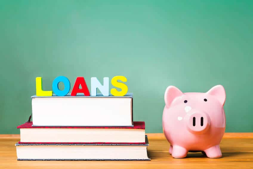 Loans with piggy bank